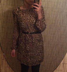 Шифон платье