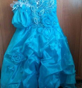 Очень красивое,пышное платье!!!