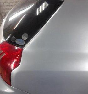 Мелкосрочный ремонт и покраска авто