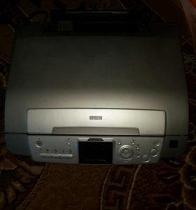 Ксерокс-принтер-сканер