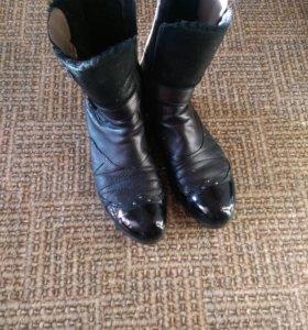 Ботинки зимний