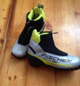 Рр 36 лыжные ботинки