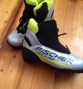 Рр 37 лыжные ботинки