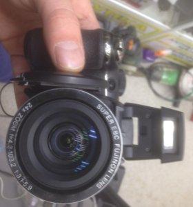 Ф/А FUJIFILM FinePix S4200