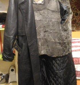 Продаю кожаные пальто