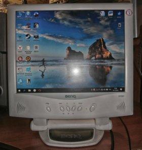 Монитор Benq, 1024×768, звук