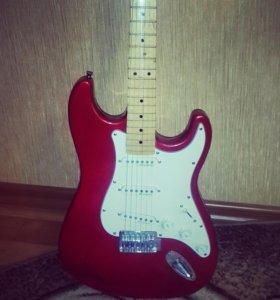 Электрическая гитара(дёшево!!!)
