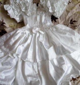 Платье от 6 до 8 лет вроде