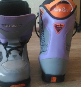 Ботинки для сноуборда Black Fire Junior boy