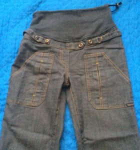 Брюки - джинсы для беременных