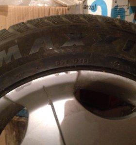 Зимние шины R18