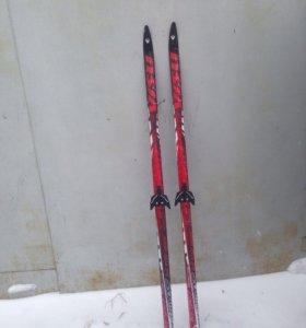 Лыжи без палок,высота 1,65