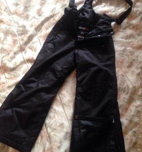 Утеплённые штаны для девочки etirel (финляндия )