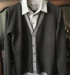 Рубашка - кофта