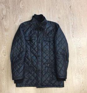 Стеганая куртка 56 размер