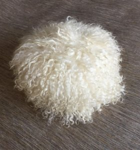 Папаха (шапка, тельпек) из натур. овчины, р.57