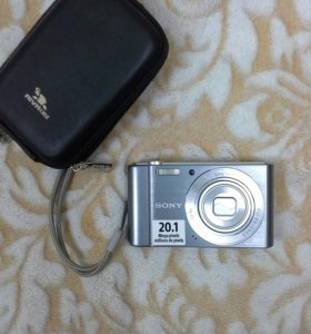 Фотоаппарат  sony 20.1 mega pixsels со вспышкой
