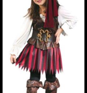 Новогодний костюм Пиратка
