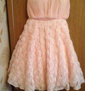 Нарядное платье для выпускного