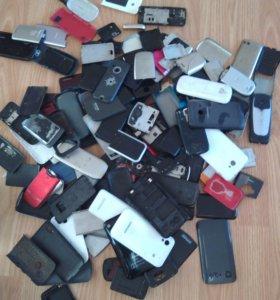 Задние крышки для телефонов от 30-150 руб.
