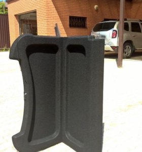 Задняя полка багажника Renault Duster New