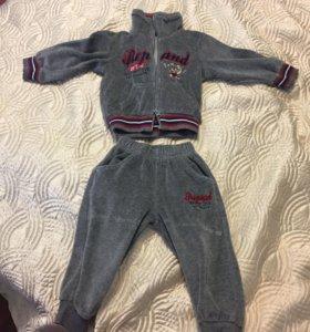 Спортивный костюм на возраст 9-12 месяцев