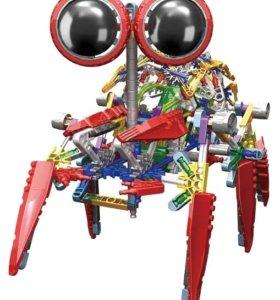 Конструктор LOZ Робот с мотором 373 дет