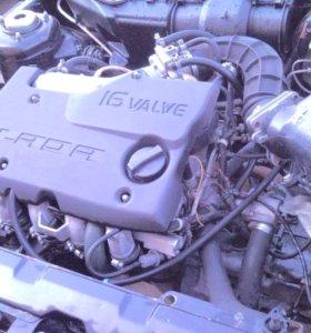 Двигатель ваз2112