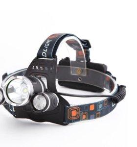 Налобный светодиодный фонарь V15T6