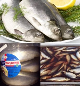 рыба малосольная весовая