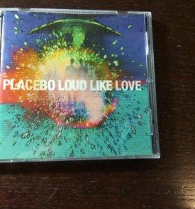 Placebo. Loud Like Love. CD