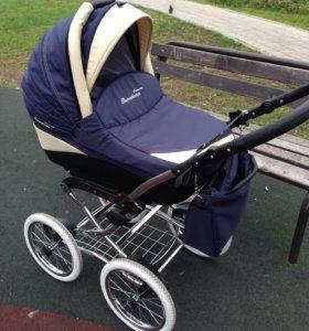 Детская коляска Barcelona Premium