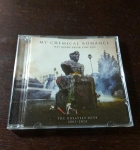My Chemical Romance. May Death Never Stop You. CD