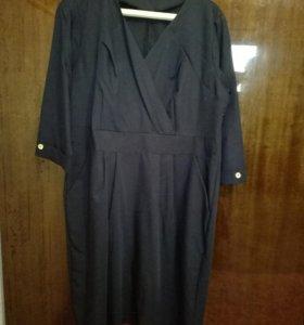Платье новое 56размер