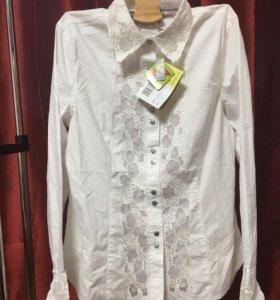 Блузка новая lafainier нарядная