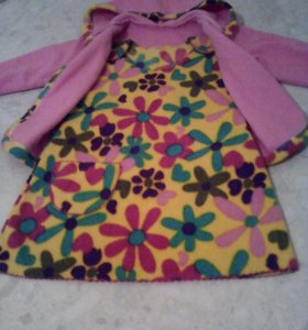 Платье+кофта