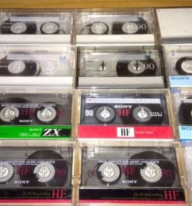 Аудиокассеты 500 шт.