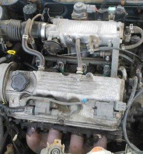 Двигатель 1.6 от suzuki baleno с навесным