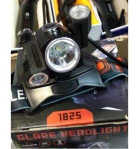 Аккумуляторный налобный фонарь HL-8212