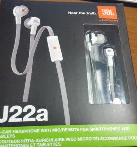 Наушники jbl j22a