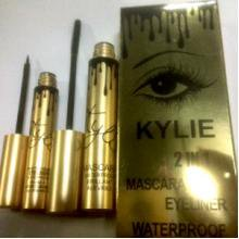 НАБОР KYLIE 2 IN 1 MASCARA AND EYELINER WATERPROOF
