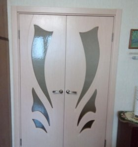 Монтаж дверей