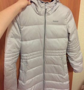 Куртка удлиненная  Reebok