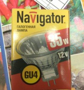 Лампа галогенная 35w 12v GU4