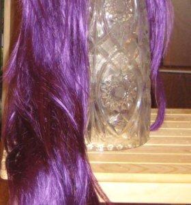 Парик из искусственных волос