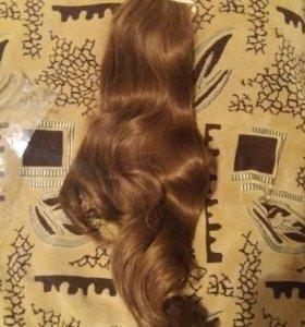 Волосы (хвост)
