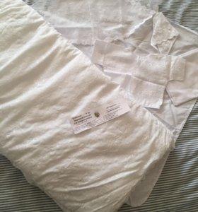 Шикарный конверт одеяло для выписки