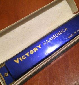 Губная гармошка victory