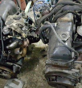 Двигатель ВАЗ 2105 1,5  с пробегом