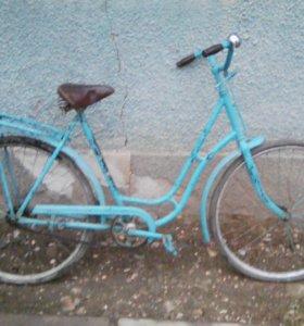 Ретро-велосипед Бисмарк